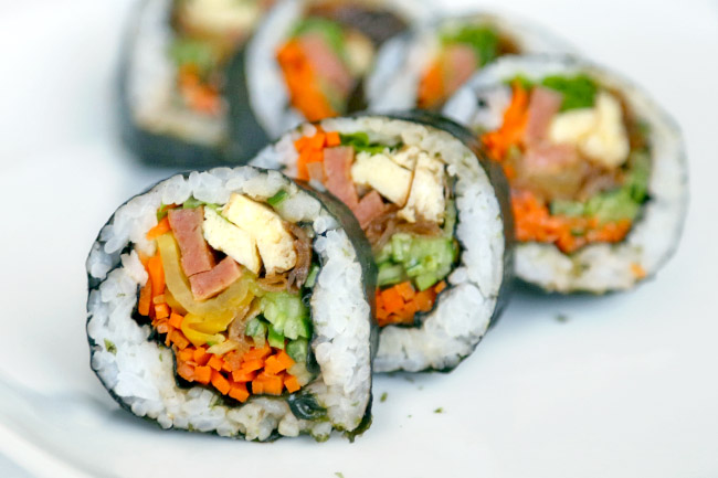 Seoul Roll – Jinja? Korean Kimbap Kiosk At Raffles City and Plaza Singapura