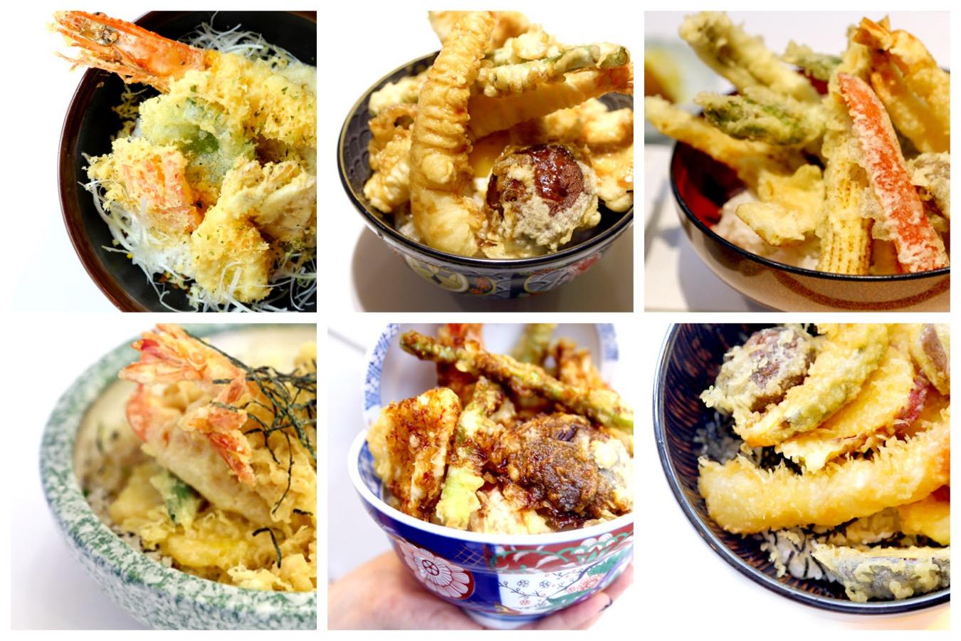 7 Tasty Bowls Of Tendon In Singapore - Time For Japanese Tempura Donburi