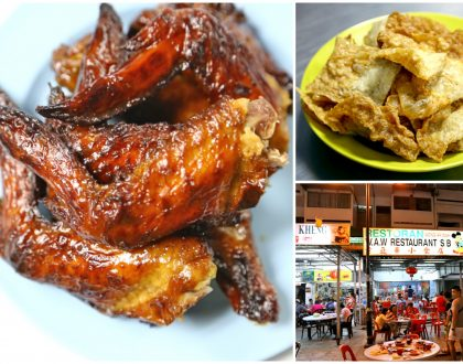 Wong Ah Wah Restaurant – Possibly The Best BBQ Chicken Wings In Kuala Lumpur, Malaysia