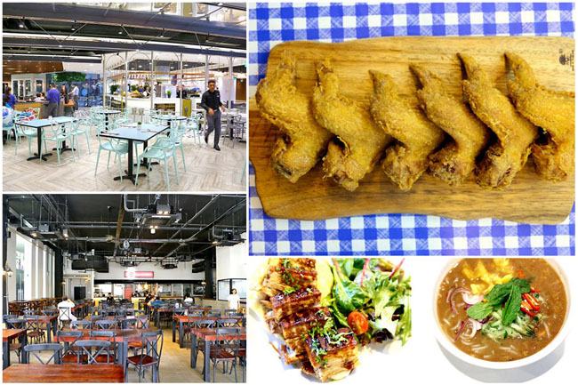 5 Upmarket aka 'Atas' Coffeeshops and Foodcourts In Singapore