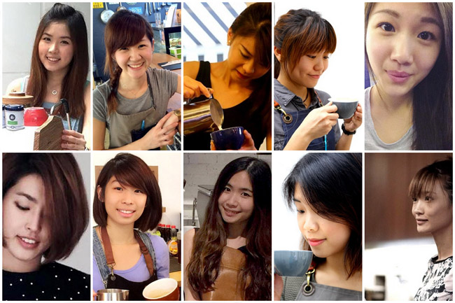 10 Good Looking Female Baristas In Singapore - Hey Gorgeous!