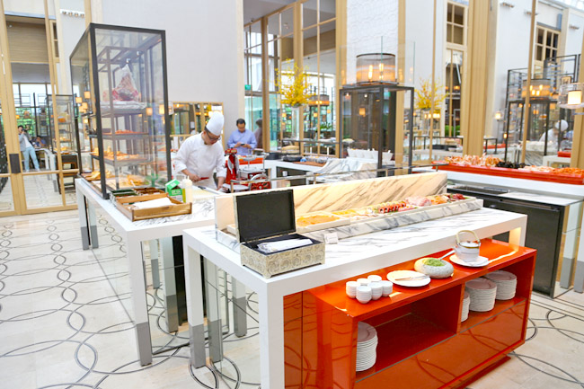 Colony Has Eight Of Them Called Conservatory Kitchens Spread Across Which Makes The Dining Experience More Interactive And Pleasurable