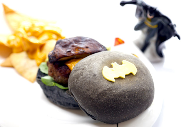 DC Comics Super Heroes Café - 1st DC Comics Cafe In Singapore, Food Not Life Changing Though