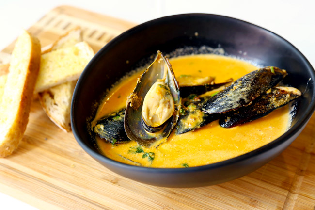 [Closed] The Fickle Mussel - Cafe Specialising In Mussels At Thomson