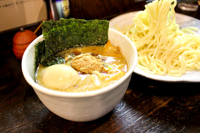 Fuunji 風雲児 - Umami Fish Based Tsukemen & Ramen At Shinjuku