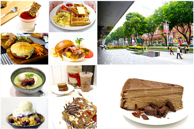 10 New Cafes At Orchard Road - The Tai-Tai Edition