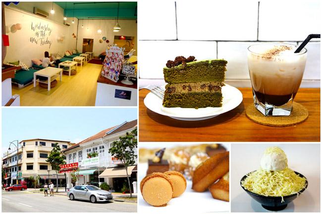 5 New Cafes Along Tanjong Katong Road