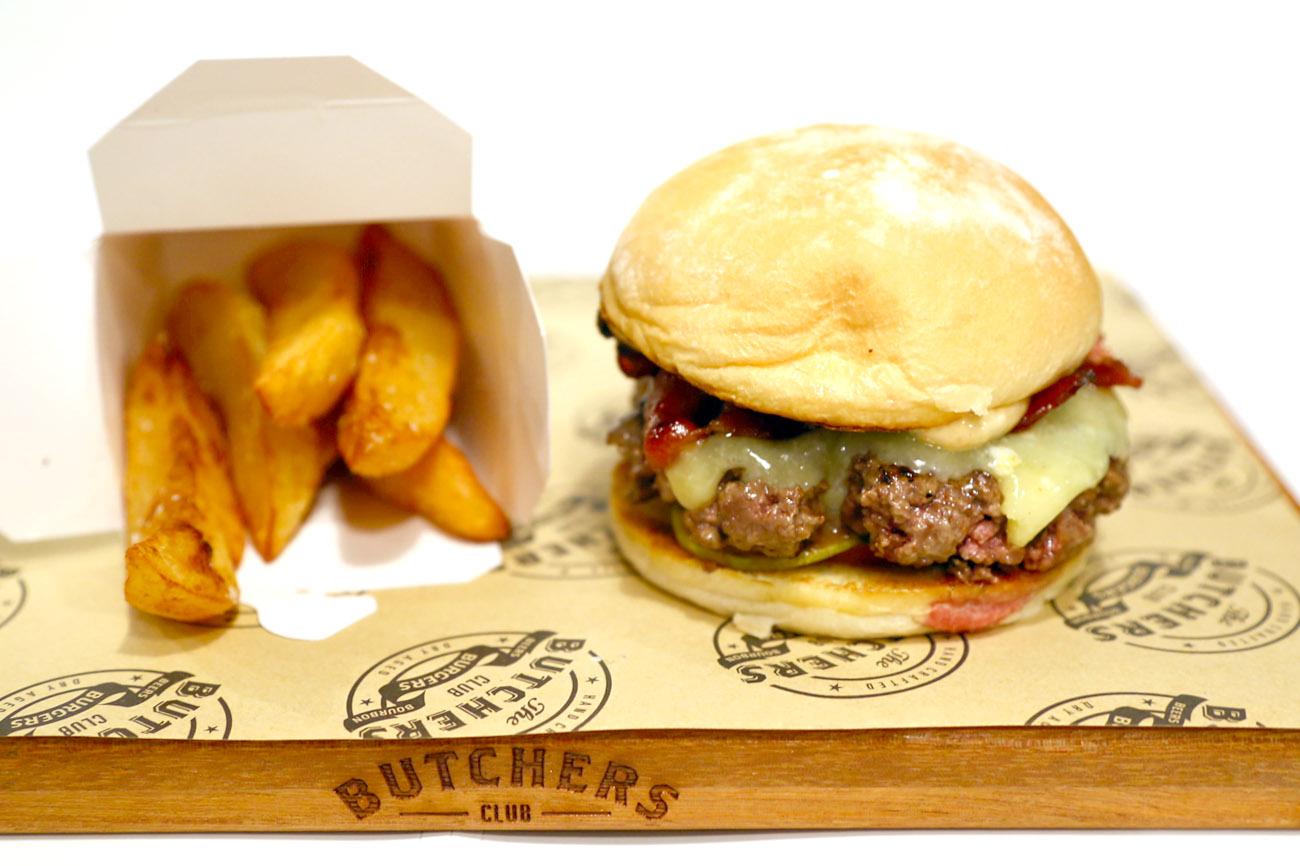 [Closed] The Butchers Club Burger At Clarke Quay