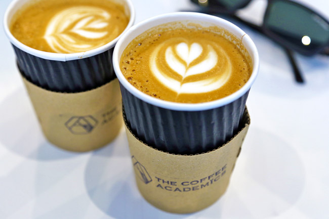 The Coffee Academics - Hong Kong's Popular Coffee Shop Has Arrived In Singapore