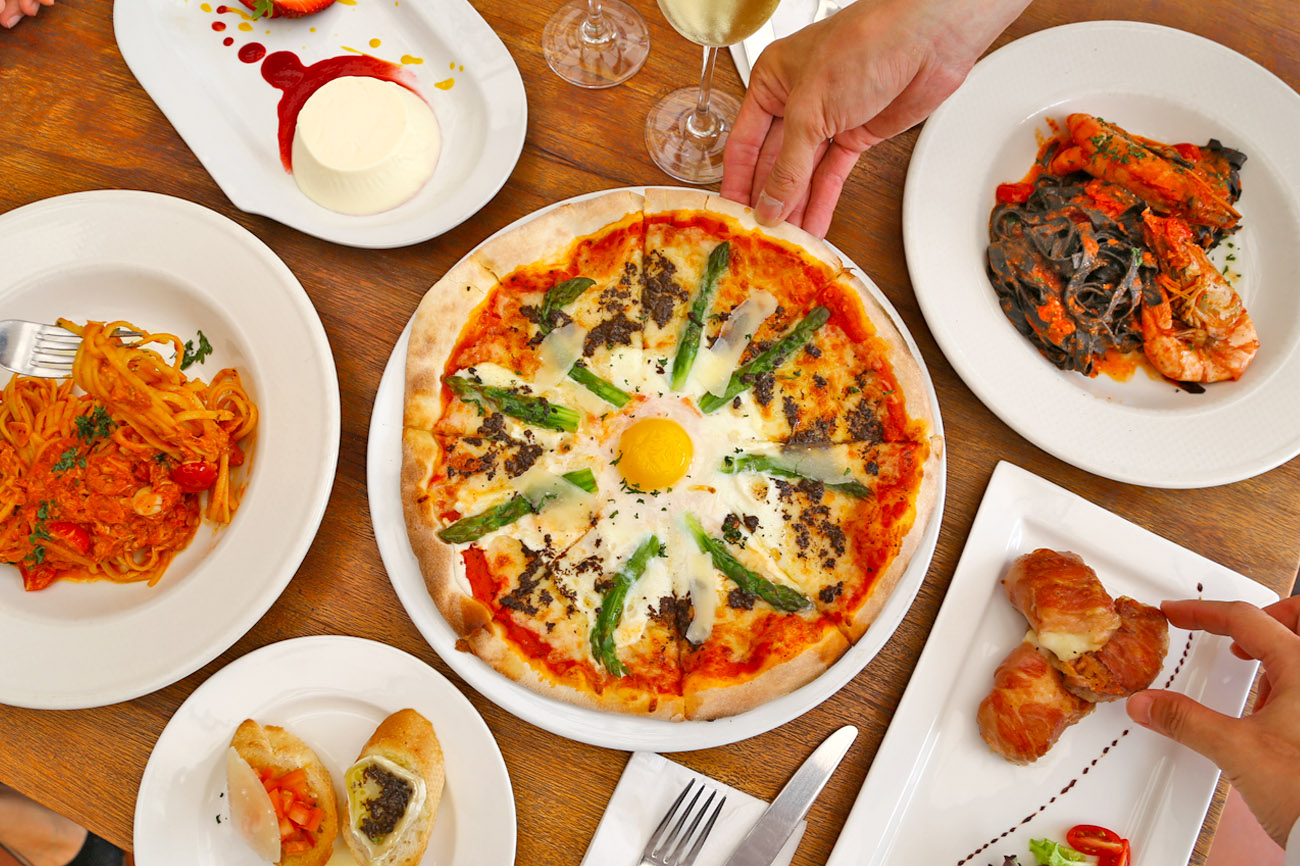 La Nonna Holland Village – Sunday Family Brunch Of Free Flow Italian Cuisine at $39++. Delizioso!