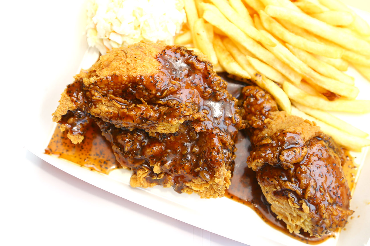 Marrybrown - Malaysia's Popular Fried Chicken Shop Has Returned To Singapore