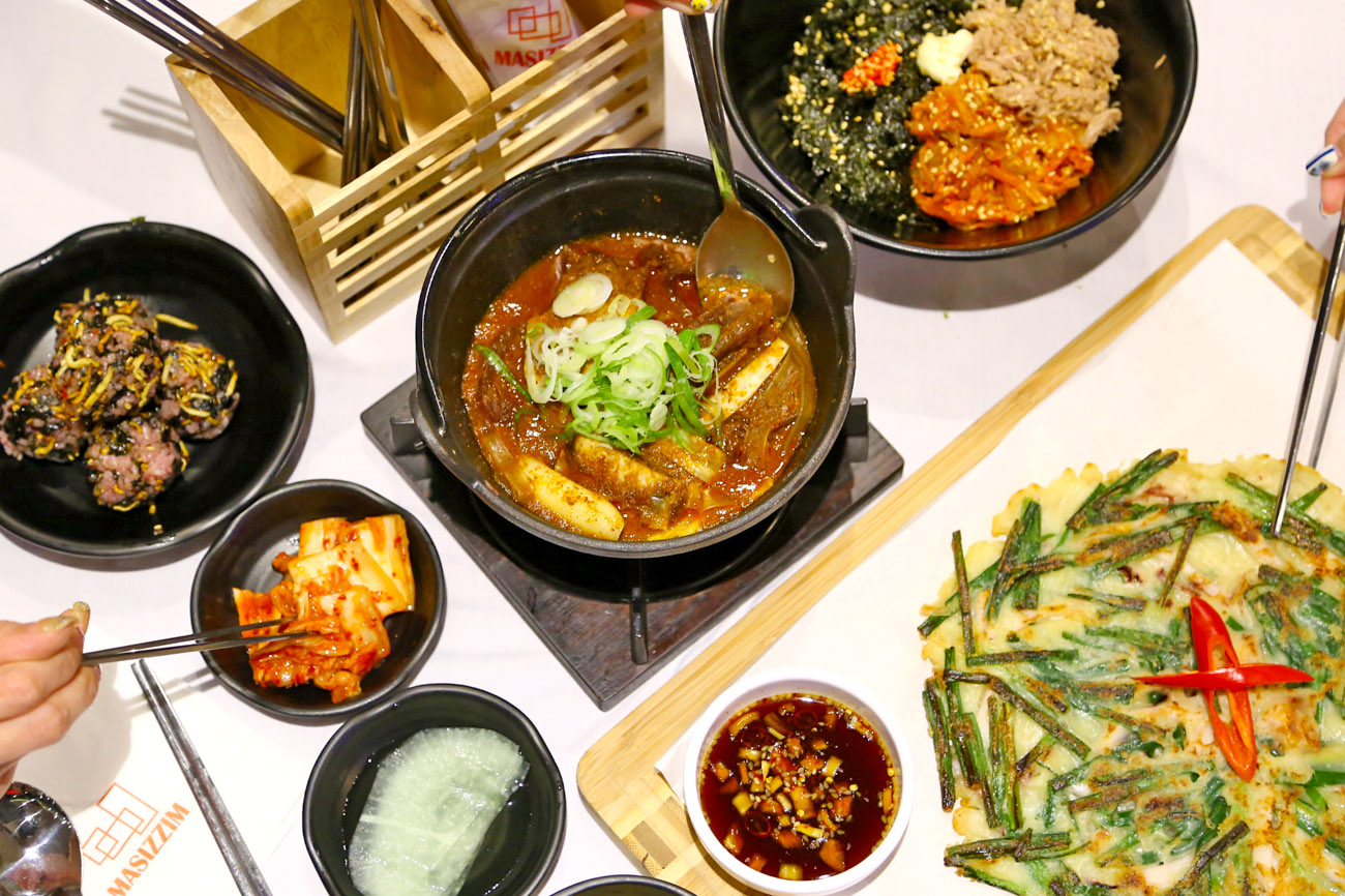 Masizzim Singapore - Hot! Hot! Korean Stews & Pancakes Hit 313 Somerset