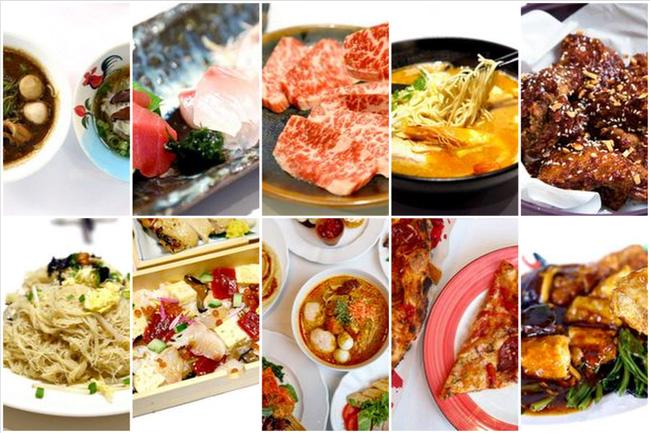 20 New & Hot Restaurants Singapore October 2015