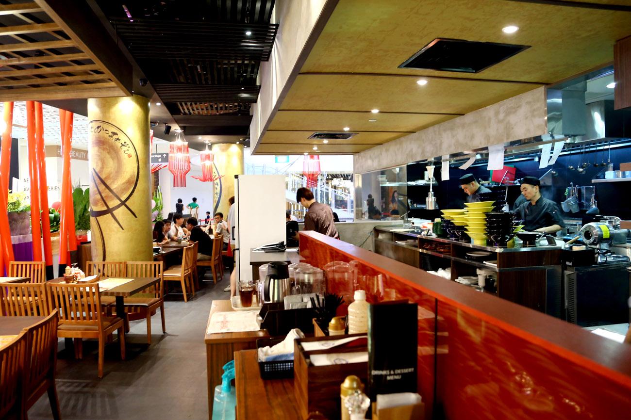 Restaurant ma maison cool restaurant ma maison with for Aloha ma maison singapore
