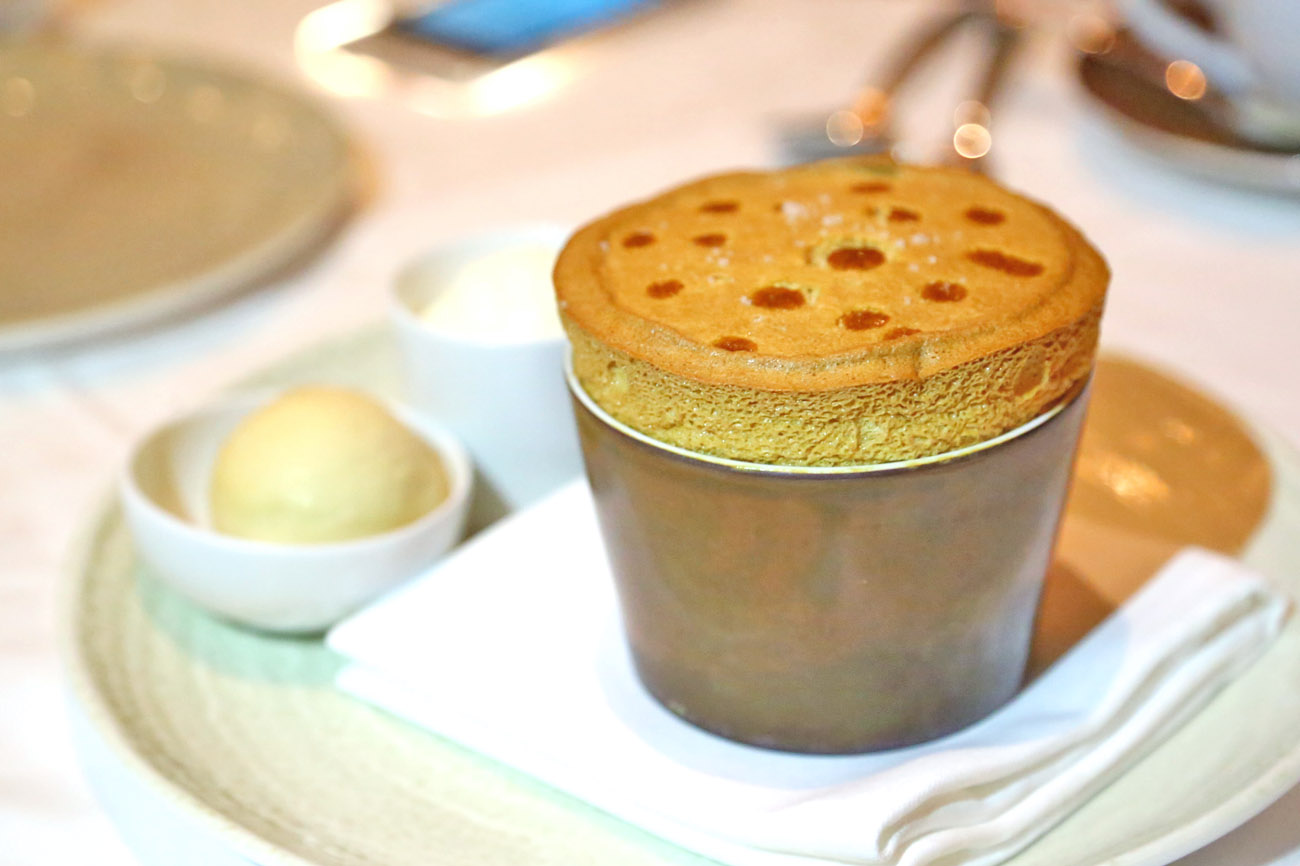 Spago By Wolfgang Puck - Californian Dining At MBS Level 57 SkyPark
