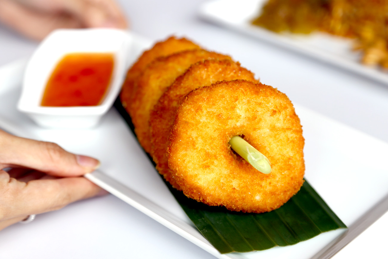 Thai prawn cakes recipes