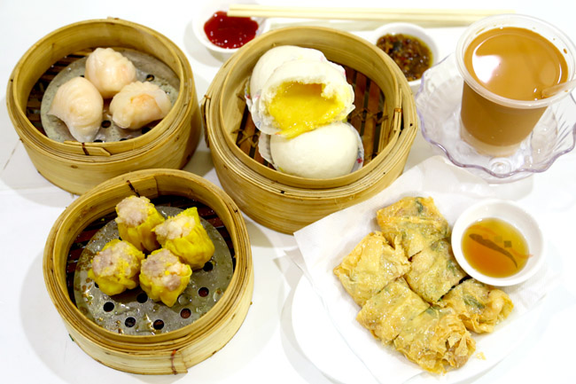 Victor's Kitchen - Liu Sha Bao Makers Opens 2nd Branch At Chinatown Point