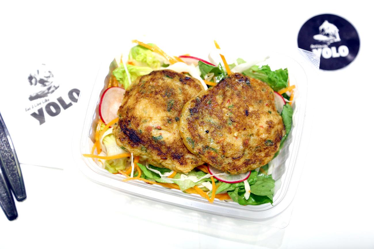 YOLO Food - The Apprentice Starts A Healthy & Fun Salad Shop