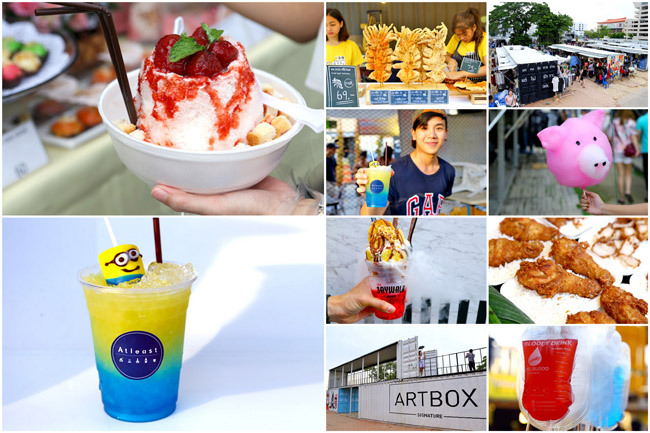 Artbox Thailand - Bangkok's Hipster Container Market Goes To Chatuchak, Till April 2017