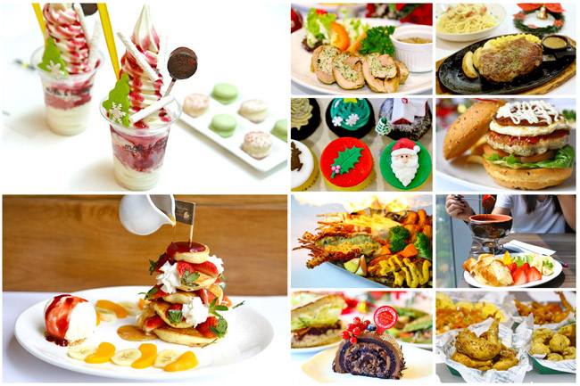 City Square Mall – Best Of Christmas Meals Under One Roof
