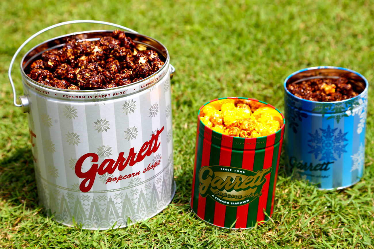 Garrett Popcorn – Tantalising Cocoa CaramelCrisp Flavour and Holiday Tins For Christmas!