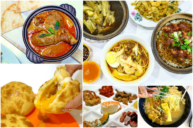 Jurong Point – Best Of Asian Food Under One Roof