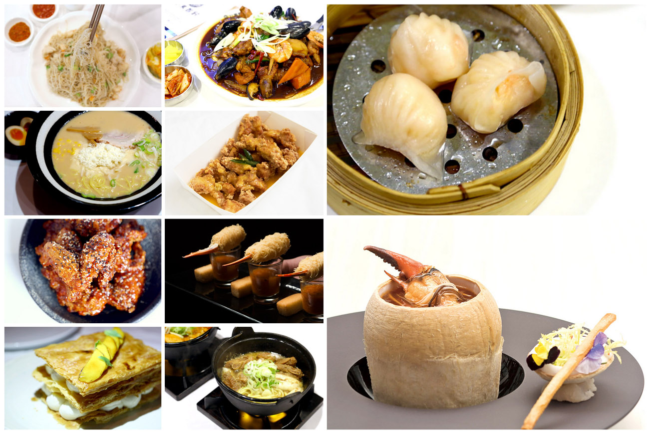 10 New & Hot Restaurants Singapore November 2015