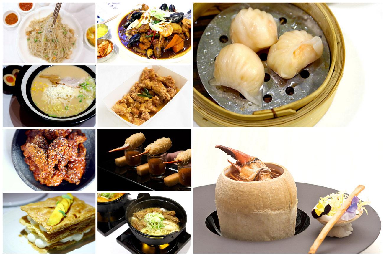 10 New & Hot Restaurants Singapore November 2015