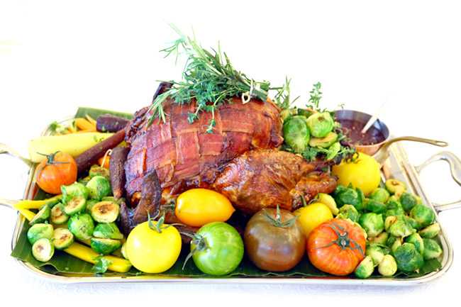 Seasonal Tastes –  The Christmas & New Year Buffet You Need To Go To. Here Are 20 Reasons Why
