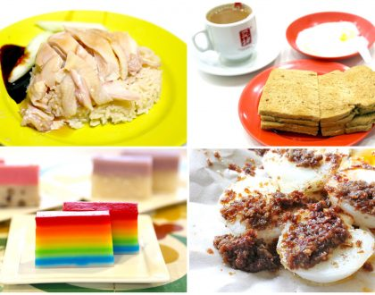 """26 Places To Eat In Singapore - The A to Z List Of """"Must-Eat"""" Singapore Food"""