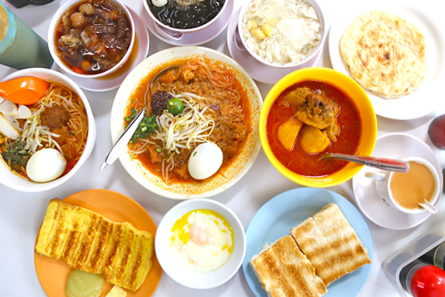 A-Z List Of What To Eat In Singapore - Singapore Invites