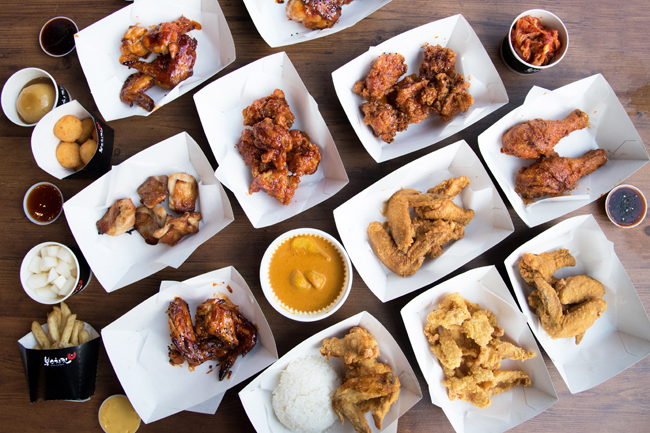 Vons Chicken 본스치킨 – Vroom To More Than 20 Types of Korean Fried Chicken At 321 Clementi!