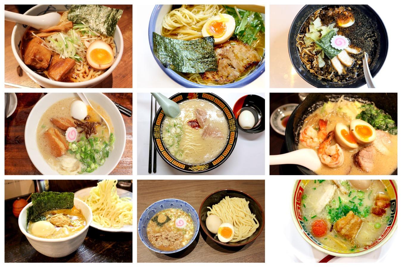 10 Best Ramen At Tokyo Japan. Oishii Desu!
