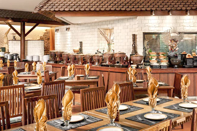 Kintamani Indonesian Restaurant Furama Riverfront Hotel Established Since 1985 Offers Halal Cuisine With Traditional And Modern