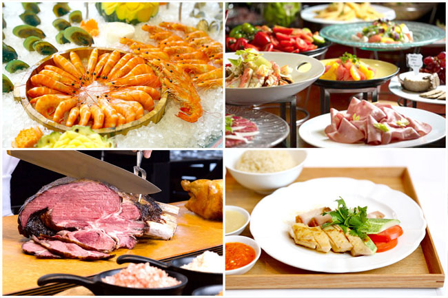 60 Hotel Buffets & Sunday Brunches In Singapore – The Ultimate All You Can Eat Guide
