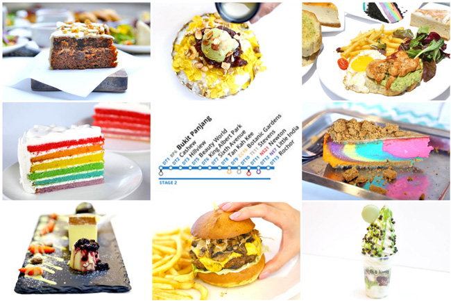 12 Must Go Cafes & Food Places Along The New Downtown Line 2 MRT