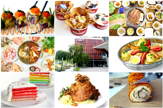 15 Must-Go Food Places At HillV2