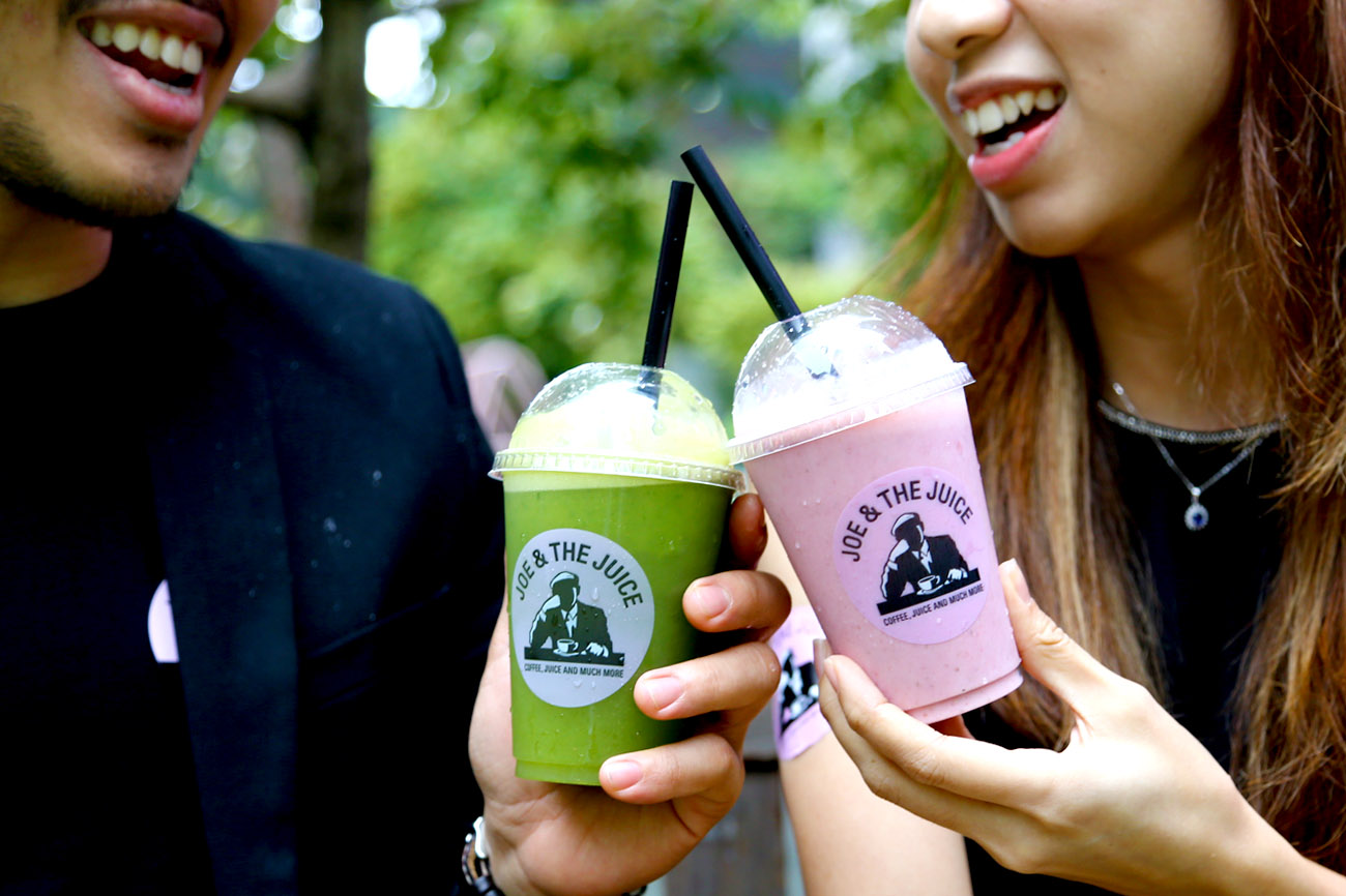 Joe & The Juice - Fun Juice and Coffee Place Opens At Quayside Isle @ Sentosa Cove