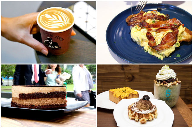 10 New Cafes In Singapore December 2015