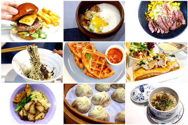 15 Must Try Truffle Dishes In Singapore - Truffle Waffles, Lobster Roll, Wanton Mee, Chawanmushi, Mac & Cheese!