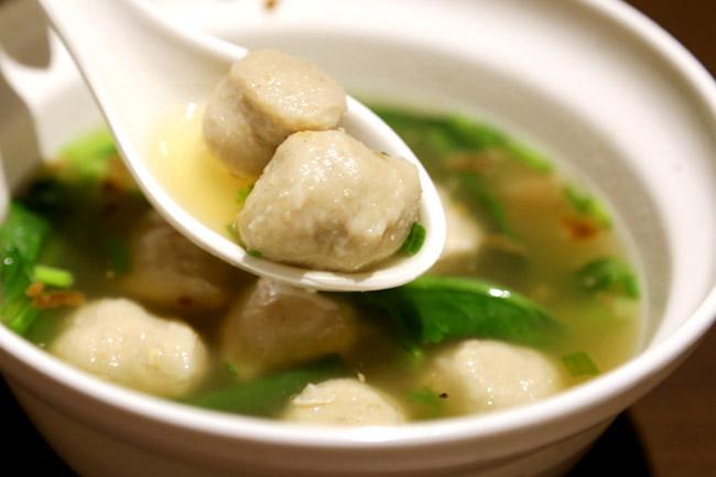 Yuan Pork Ribs Soup ($8), Spare Rib Soup ($10), Premium Spare Rib Soup ...