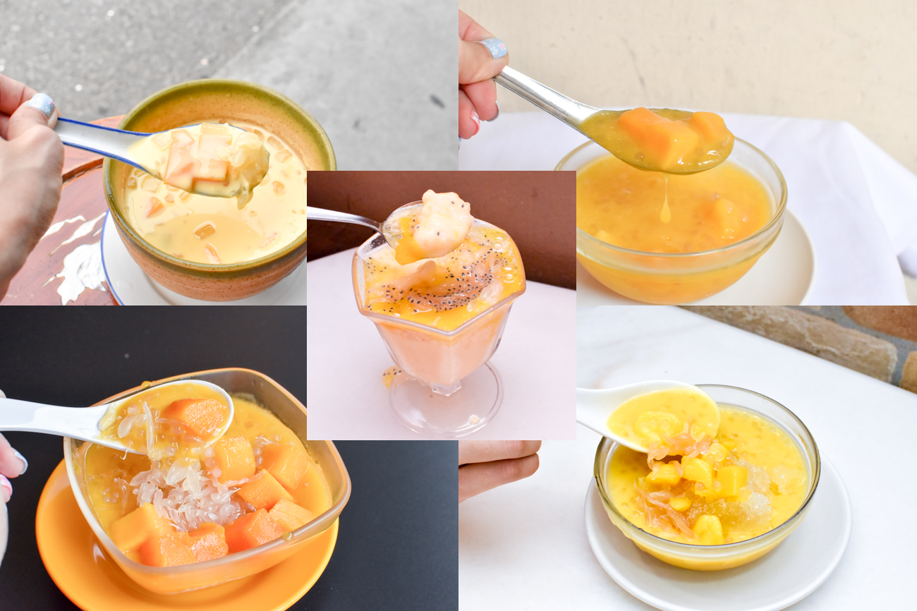 Best Mango Pomelo Dessert In Singapore - 杨枝甘露 Rocks
