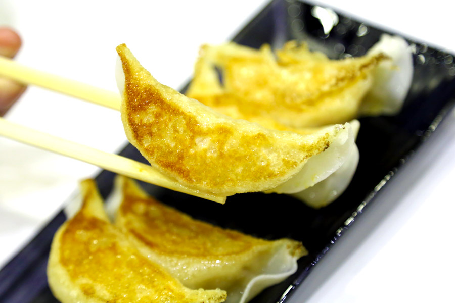 Gyoza-ya - Gyoza Specialist Shop Opens At The Paragon. Skip The Truffle Ramen