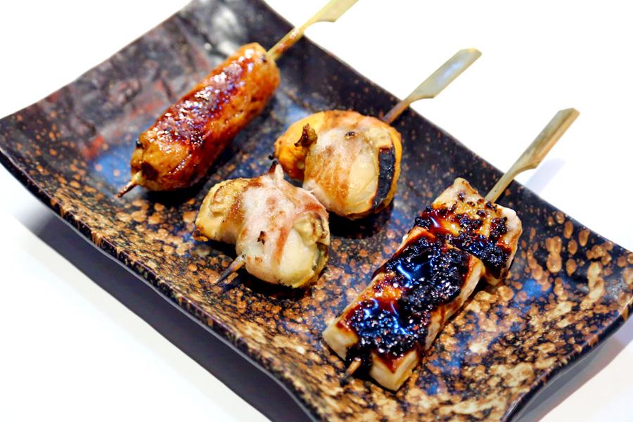 JINzakaya - Les Amis Group Opens Yakitori Sake Restaurant