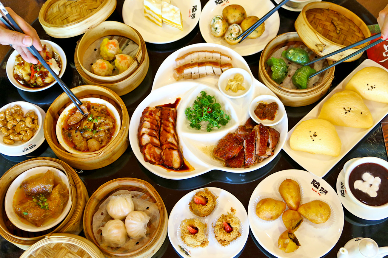 Luk Yu Teahouse and Restaurant – Dim Sum Feast At Chinatown Point