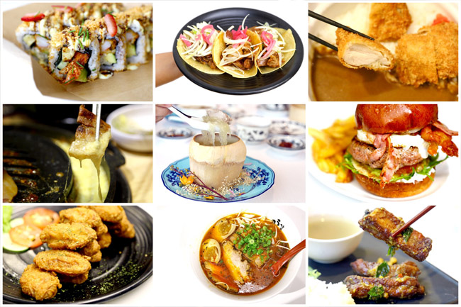 12 New & Hot Restaurants Singapore January 2016