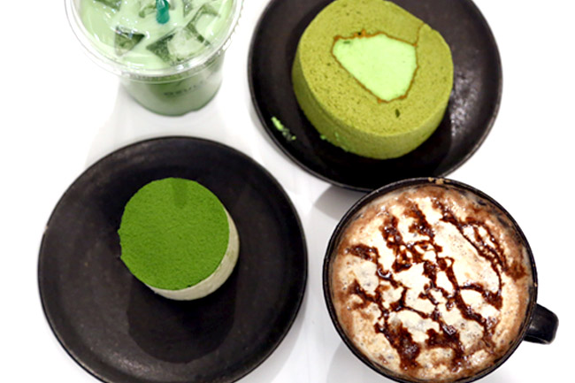 O'sulloc Tea House - Popular Korean Green Tea Cafe In Seoul, A Must Visit In Myeongdong