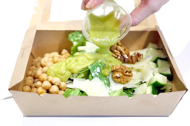 Saint Pierre Market - Health Food & Salads Cafe At Ngee Ann City
