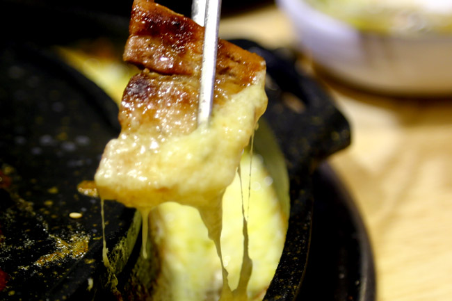 Seorae Singapore - Korean Charcoal BBQ With Cheese, Not Without Hiccups