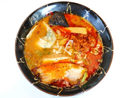 Ramen Keisuke Lobster King – Lobster Broth Ramen at Clarke Quay, Opens Till 5am
